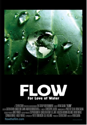 Flow: For Love of Water - Movie Poster (thumbnail)
