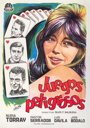 Prohibido soñar - Spanish Movie Poster (thumbnail)