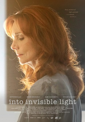 Into Invisible Light - Canadian Movie Poster (thumbnail)