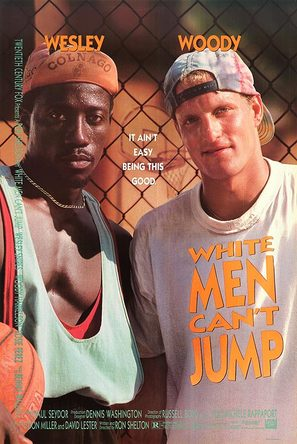White Men Can't Jump - Movie Poster (thumbnail)
