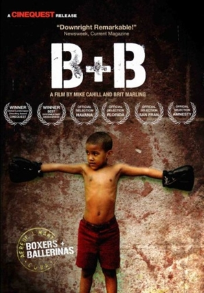 Boxers and Ballerinas - Movie Poster (thumbnail)