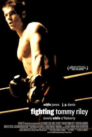 Fighting Tommy Riley - poster (thumbnail)