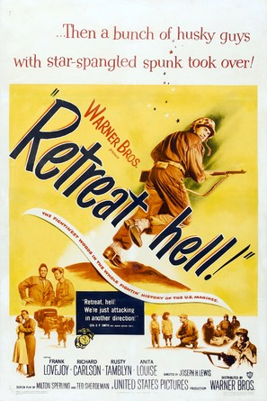 Retreat, Hell! - Movie Poster (thumbnail)