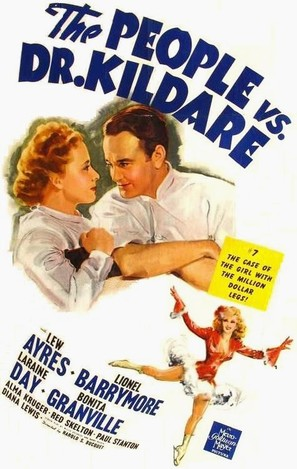 The People vs. Dr. Kildare - Movie Poster (thumbnail)
