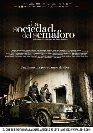 La sociedad del semáforo - Colombian Movie Poster (thumbnail)