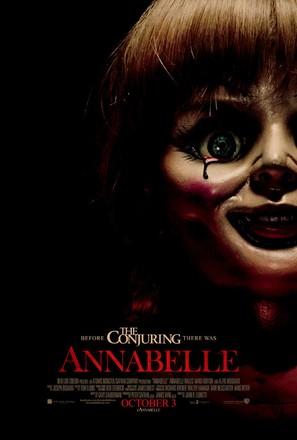 Annabelle - Movie Poster (thumbnail)
