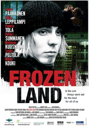Frozen Land - Movie Poster (thumbnail)
