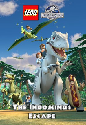 """Lego Jurassic World: The Indominus Escape"""