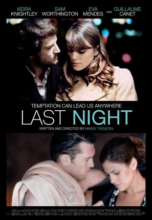 Last Night - Swiss Movie Poster (thumbnail)
