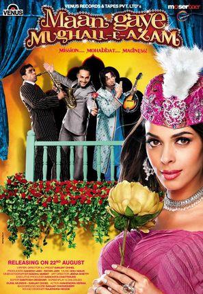 Maan Gaye Mughal-E-Azam - Indian Movie Poster (thumbnail)