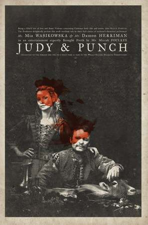 Judy & Punch - Australian Movie Poster (thumbnail)