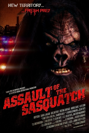 Sasquatch Assault - Movie Poster (thumbnail)