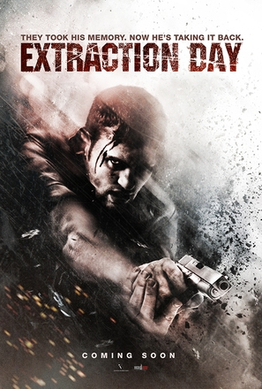 Extraction Day - Canadian Movie Poster (thumbnail)