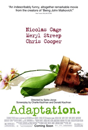 Adaptation. - Movie Poster (thumbnail)