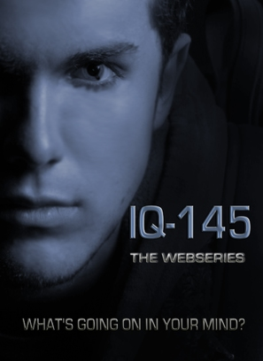 """IQ-145"" - Movie Poster (thumbnail)"