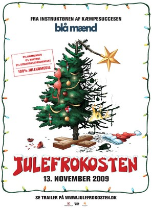 Julefrokosten - Danish Movie Poster (thumbnail)