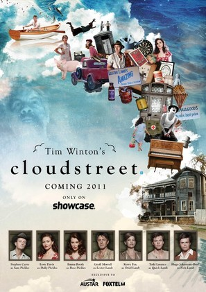 """Cloudstreet"" - Australian Movie Poster (thumbnail)"