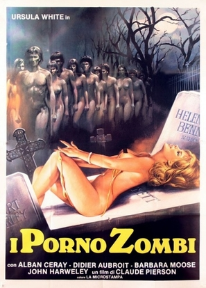 La fille à la fourrure - Italian Movie Poster (thumbnail)