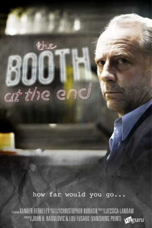 """""""The Booth at the End"""" - Movie Poster (thumbnail)"""