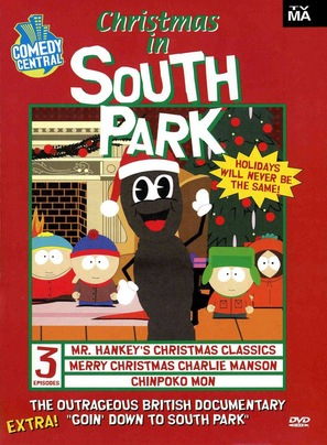 Christmas in South Park - Movie Cover (thumbnail)