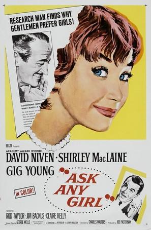 Ask Any Girl - Movie Poster (thumbnail)