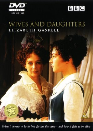 """Wives and Daughters"" - British DVD cover (thumbnail)"