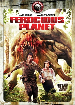 Ferocious Planet - DVD cover (thumbnail)