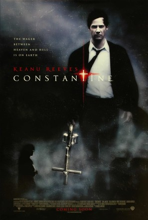 Constantine - Movie Poster (thumbnail)