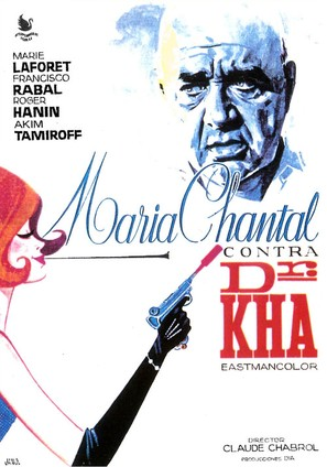 Marie-Chantal contre le docteur Kha