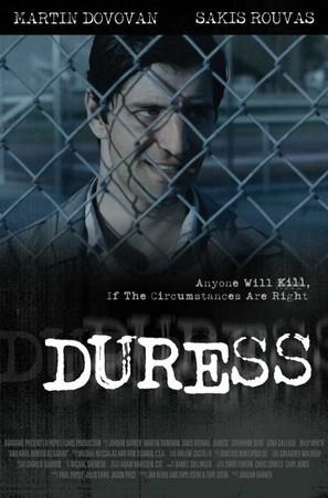Duress - Movie Poster (thumbnail)