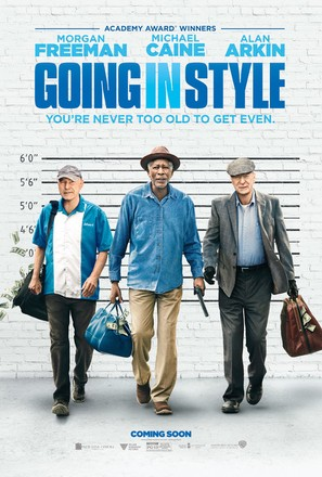 Going in Style - Movie Poster (thumbnail)