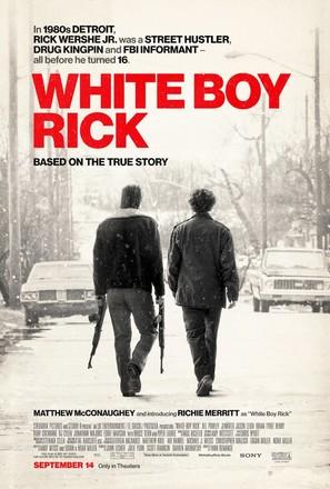 White Boy Rick - Movie Poster (thumbnail)