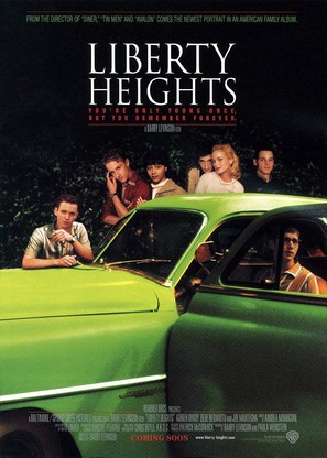 Liberty Heights - Movie Poster (thumbnail)