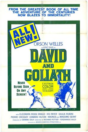 David e Golia - Movie Poster (thumbnail)