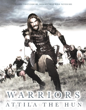 """Heroes and Villains: Attila the Hun"" - Polish poster (thumbnail)"