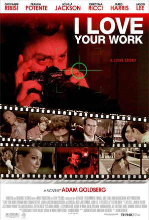 I Love Your Work - Movie Poster (thumbnail)