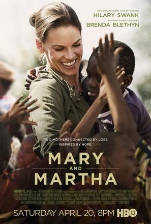 Mary and Martha - Movie Poster (thumbnail)
