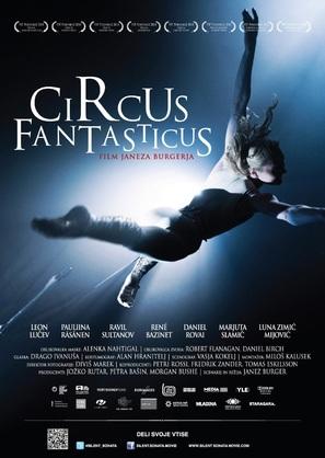 Circus Fantasticus - Slovenian Movie Poster (thumbnail)