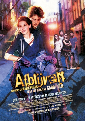 Afblijven - Dutch poster (thumbnail)
