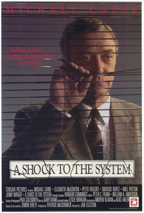 A Shock to the System - Movie Poster (thumbnail)