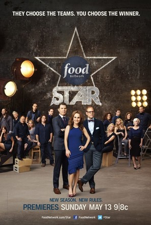 """""""The Next Food Network Star"""" - Movie Poster (thumbnail)"""