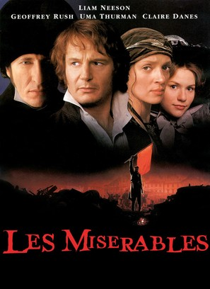 Les Misérables - British Movie Poster (thumbnail)
