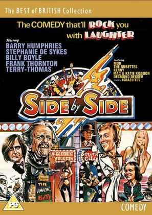 Side by Side - British DVD movie cover (thumbnail)