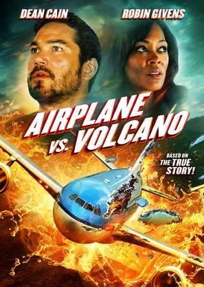 Airplane vs Volcano - DVD cover (thumbnail)