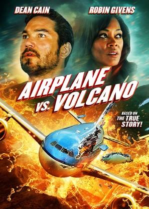 Airplane vs Volcano - DVD movie cover (thumbnail)