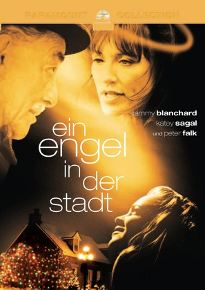 When Angels Come to Town - German DVD movie cover (thumbnail)