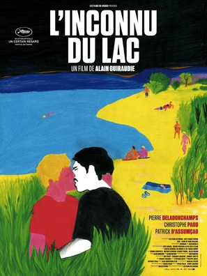 L'inconnu du lac - French Movie Poster (thumbnail)