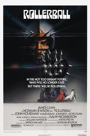 Rollerball - Movie Poster (thumbnail)