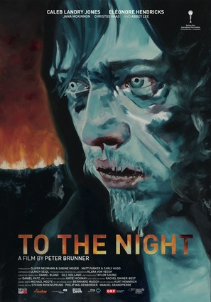 To the Night - Austrian Movie Poster (thumbnail)