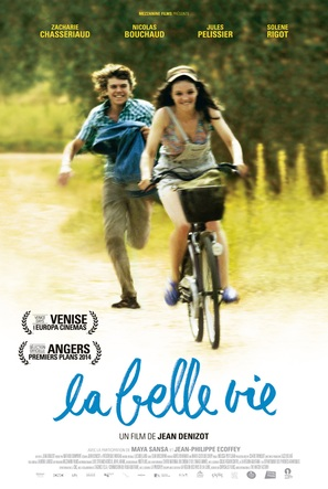 La belle vie - French Movie Poster (thumbnail)